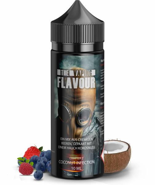 The Vaping Flavour Aroma Chapter 2 Coco Infection