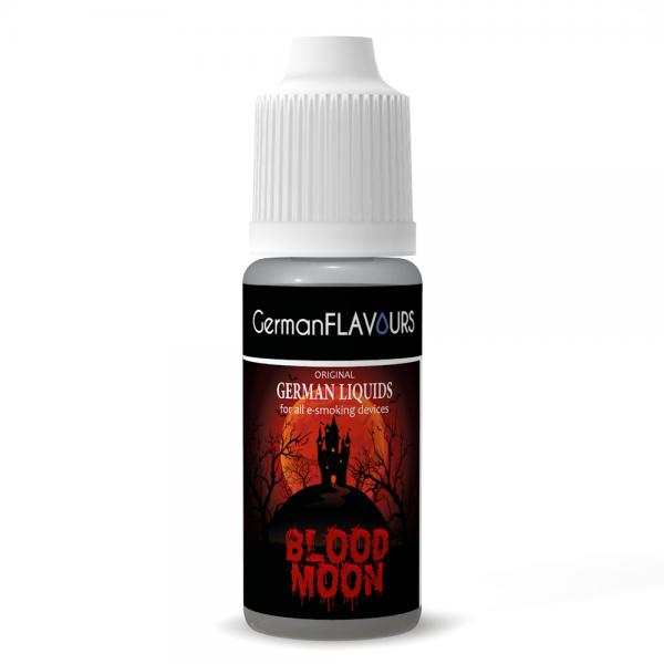 Germanflavours Liquid Blood Moon Geschmack E-Zigaretten Nachfüll Liquid