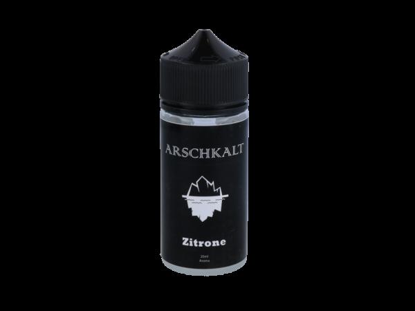 Arschkalt - Aroma Zitrone 20ml Longfill