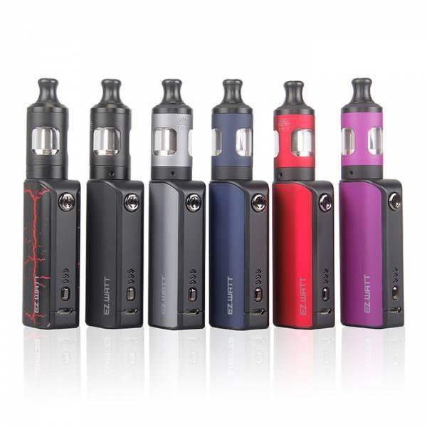 Innokin EZ.WATT Einsteiger E-Zigarette 1500 mAh Komplett Set