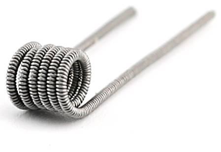 Eleaf Selbstwickler Fertigwicklungen DIY Vorgefertigte 0,85Ohm Clapton Wicklung Wire Shots