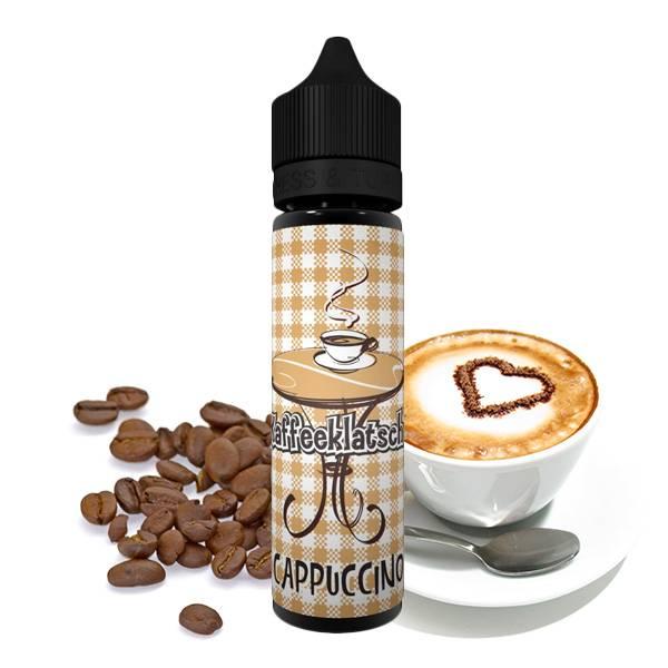 Kaffeeklatsch Cappuccino Aroma 20ml Longfill Liquid