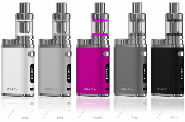Eleaf iStick Pico TC 75 Watt mit MELO 3 Mini Full Kit Dampfgerät E-Zigarette