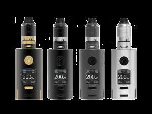 Vapefly Kriemhild 200W E-Zigaretten Kit