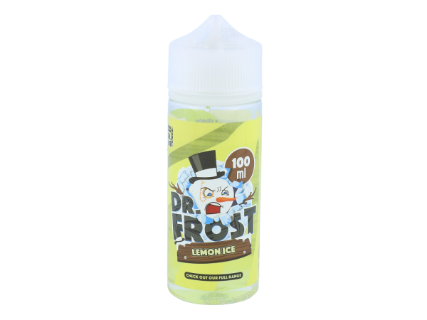 Dr. Frost - Polar Ice Vapes - Lemon Ice - 0mg/ml
