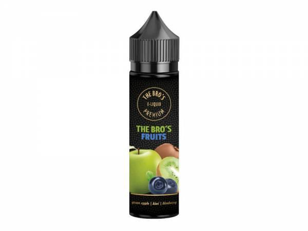 The Bro´s - Fruits - Aroma Green Apple Kiwi Blueberry 20ml