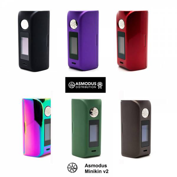 Asmodus Minikin V2 Touch Screen Mod
