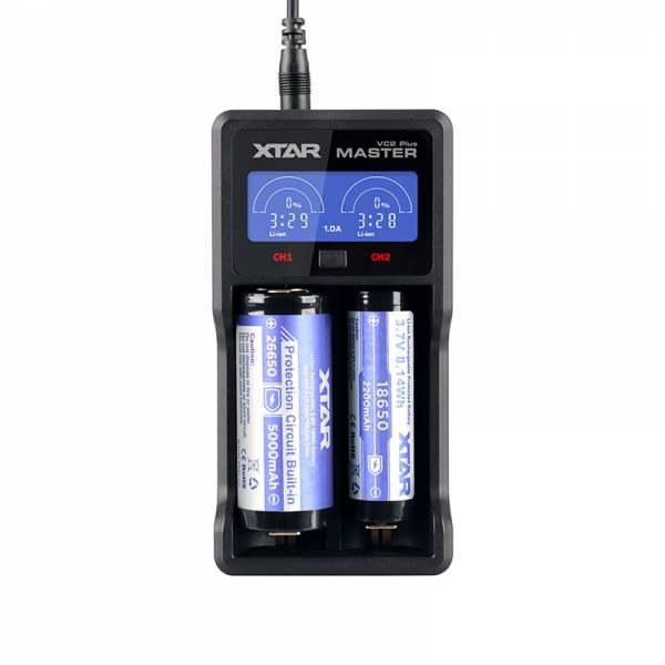 XTAR VC2 Plus Master