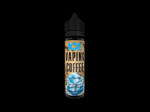 Vaping Coffee - Cappuccino Ice - 0mg/ml 50ml