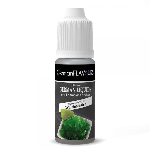 Germanflavours Liquid Waldmeister Geschmack E-Zigaretten Nachfüll Liquid