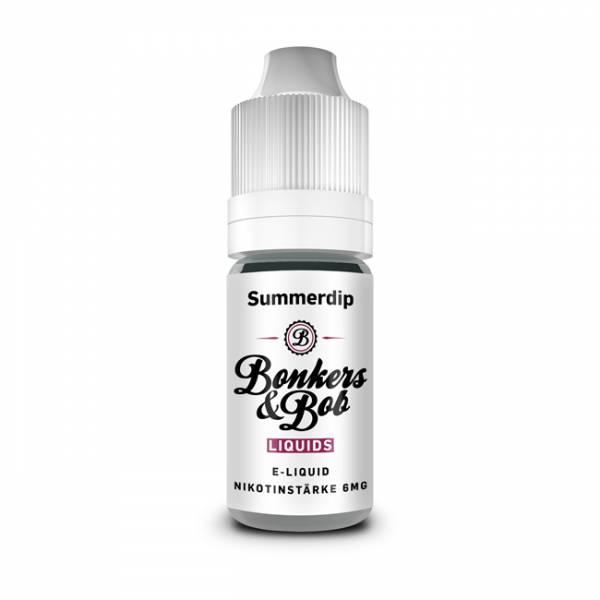 Bonkers & Bob Summerdip Liquid E-Zigaretten Nachfüll Liquid