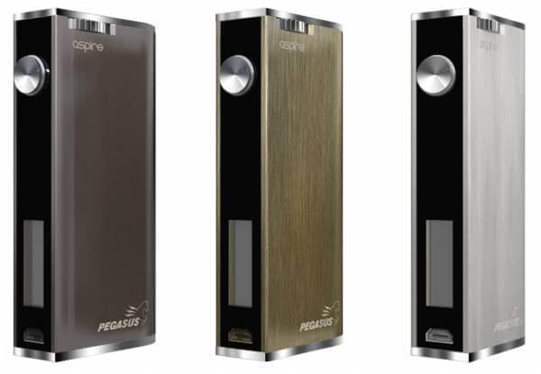 Aspire Pegasus Mod Box 70Watt Akkuträger im Retrodesign sehr edel