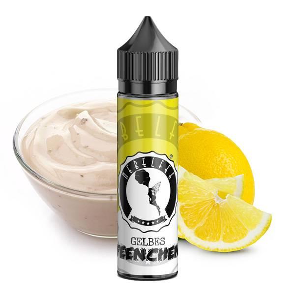 Nebelfee Gelbes feenchen Aroma 10ml in einer 60ml Flasche