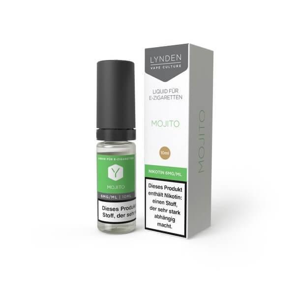 LYNDEN Mojito Liquid für E-Zigaretten