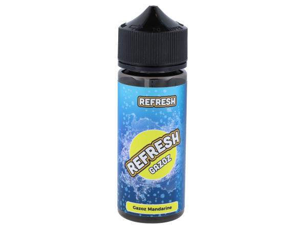 Refresh Gazoz - Aroma Mandarine 10ml