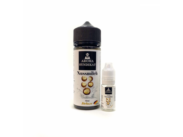 Aroma Syndikat - Aroma Nussmilch 10ml