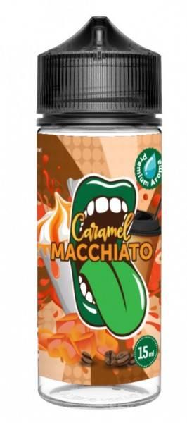 Big Mouth Aroma - Caramel Macchiato in 120ml Mischflasche