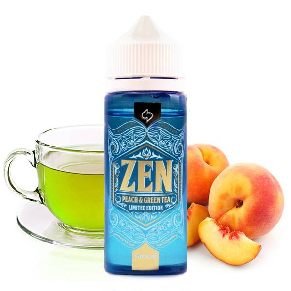 Sique Berlin - Zen 100ml - 0mg/ml Shake'n Vape Liquid