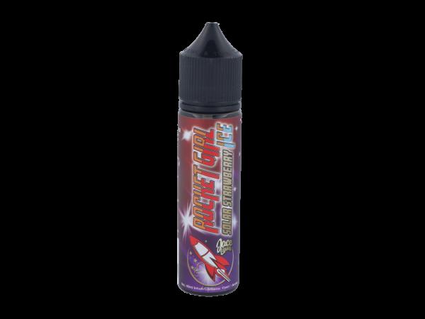 Rocket Girl - Aroma Solar Strawberry Ice 15ml