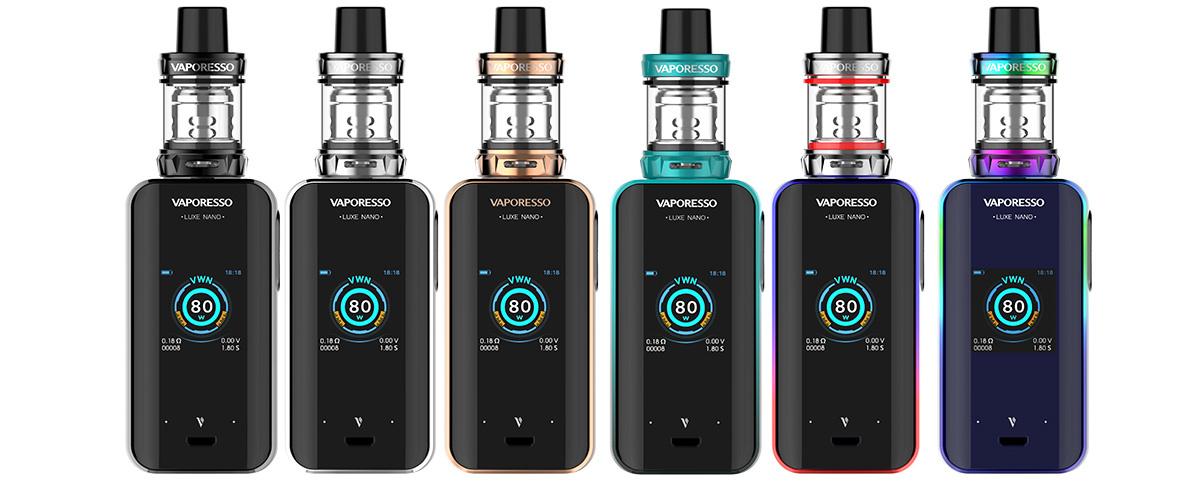 Vaporesso Luxe Nano E-Zigarette