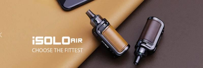 Eleaf iSolo Air E-Zigaretten Set für Umsteiger