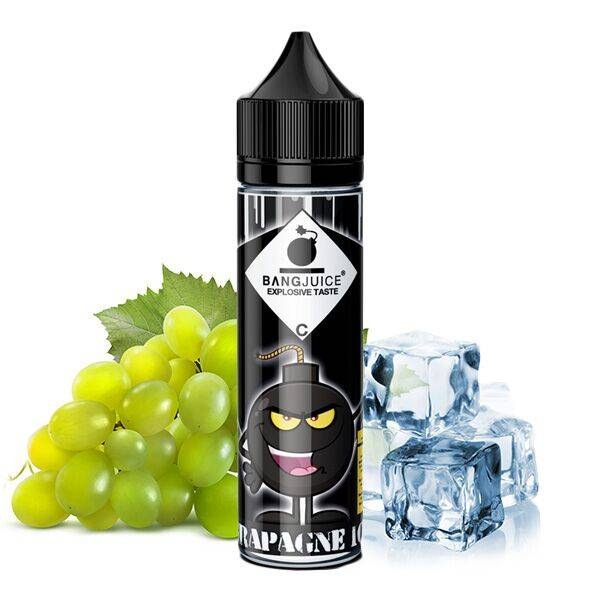 Bang Juice® - Grapagne ice Aroma 15ml
