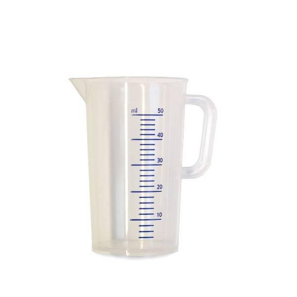 Mischbecher 50 ml Version 2 zum Liquid selbermischen
