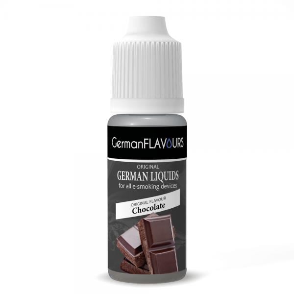 Germanflavours Liquid Chocolate Geschmack E-Zigaretten Nachfüll Liquid