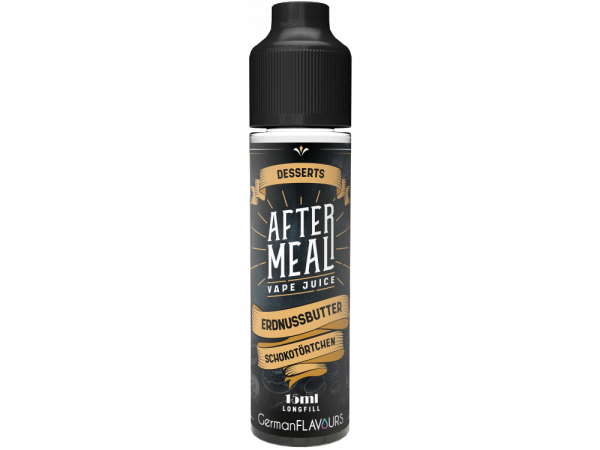 After Meal - Aroma Erdnussbutter Schokotörtchen 15ml