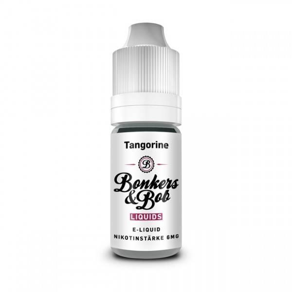 Bonkers & Bob Tangorine Liquid E-Zigaretten Nachfüll Liquid