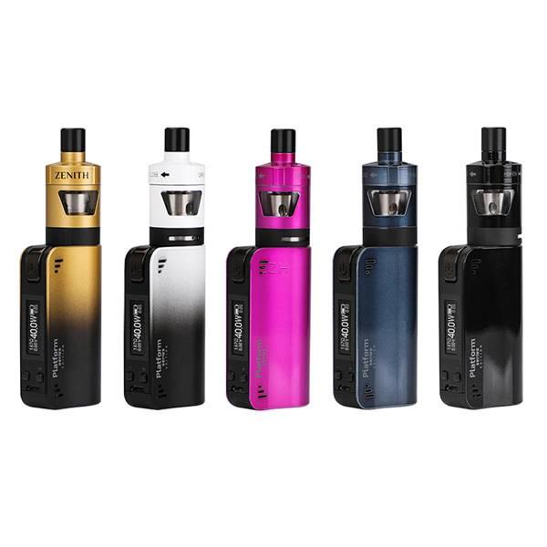 Innokin Coll Fire Mini E-Zigarette mit Zenith D22 Verdampfer MTL