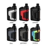 Aegis Hero E-Zigarette mit 1200mA Akku und Pod Tank System