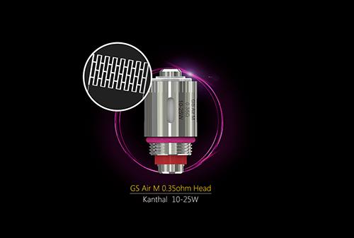 Eleaf GS Air Mesh Coil 0,35 Ohm Ersatz Verdampfer (5 Stück)