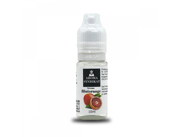 Aroma Syndikat - Aroma Blutorange 10ml