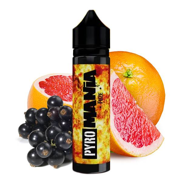 Mr. Nik's Pyromania Fuze Aroma 15ml Longfill Liquid