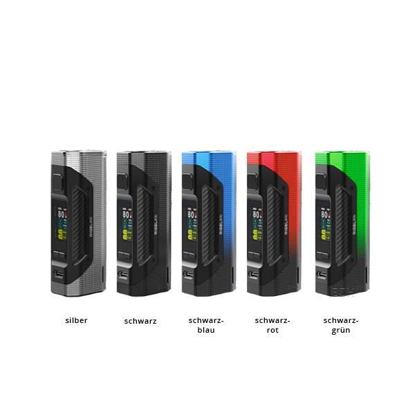 Smok Rigel Mini E-Zigaretten Akkuträger mit 80W Leistungs Box Mod