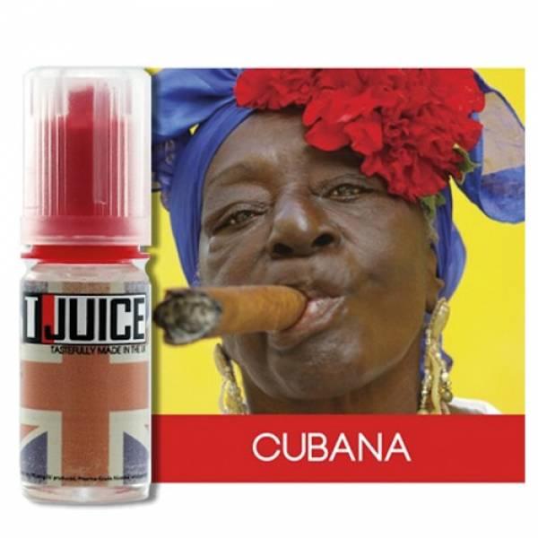 T-Juice Aroma Cubana für E-Zigaretten Liquid Selbstmischer