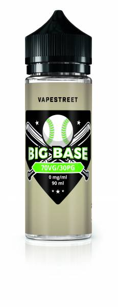 Vapestreet BIG BASE 70VG/30PG 90/120ml 0mg/ml