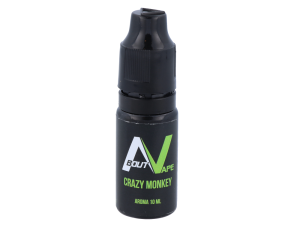 About Vape - Aroma Crazy Monkey 10ml