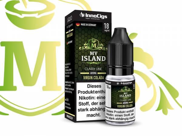 Classy Line My Island Virgin Colada - Liquid für E-Zigaretten