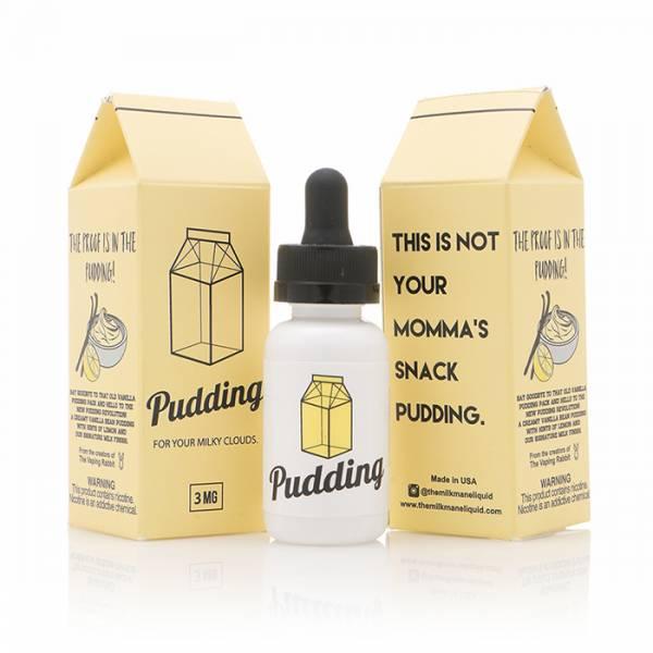 Vaping Rabbits - The Milkmann - Pudding Geschmack E-Zigaretten Liquid