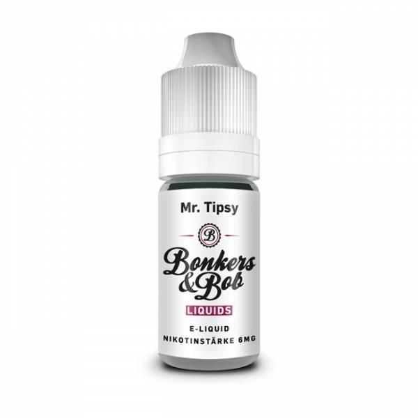 Bonkers & Bob Mr. Tipsy Liquid E-Zigaretten Nachfüll Liquid
