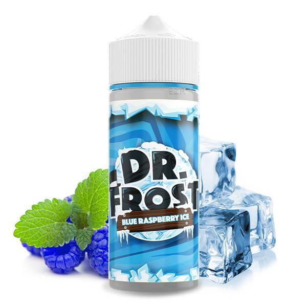 DR. FROST- FROSTY SHAKES - Blue Raspberry UK Premium Liquid 100 ml Shake'n Vape Liquid