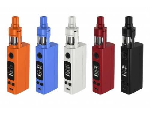 Joyetech Innocigs VTwo Mini / CUBIS Pro - Full Kit temperaturgesteuerte E-Zigarette Dampfgerät
