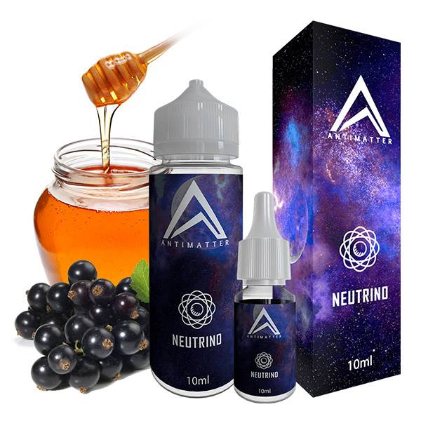 ANTIMATTER by Must Have Neutrino Aroma 10ml + 120ml Flasche