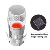 Vaptio cosmo C4 Coil 0,7Ohm Mesh - Kompatibel mit Aspire Nautilus BVC