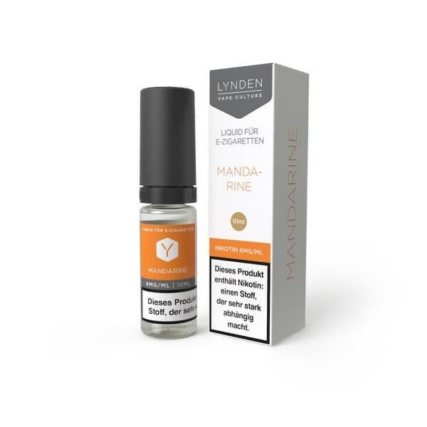LYNDEN Mandarine Liquid für E-Zigaretten
