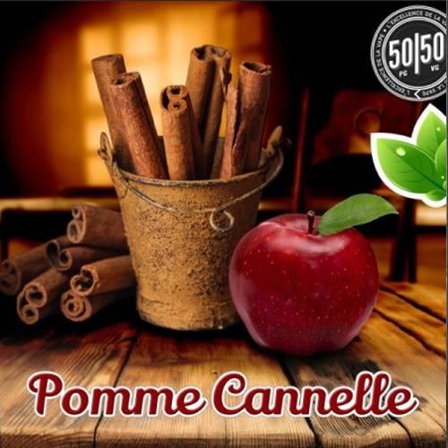 10ml Dark Story Premium Liquid Pomme Cannelle Apfel Zimt - weil gut einfach besser ist