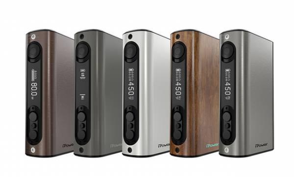 Eleaf IPower TC 80W Box-Mod 5000 mAh Akku für E-Zigarette Dampfgerät