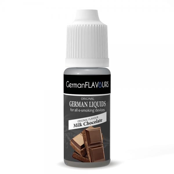 Germanflavours Liquid Milk Chocolate Geschmack E-Zigaretten Nachfüll Liquid